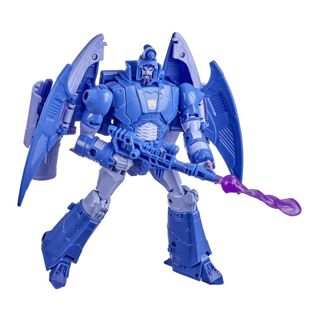 Transformers Toys Studio Series 86 Voyager The Transformers: The Movie Scourge Action Figure - 8 and Up, 6.5-inch
