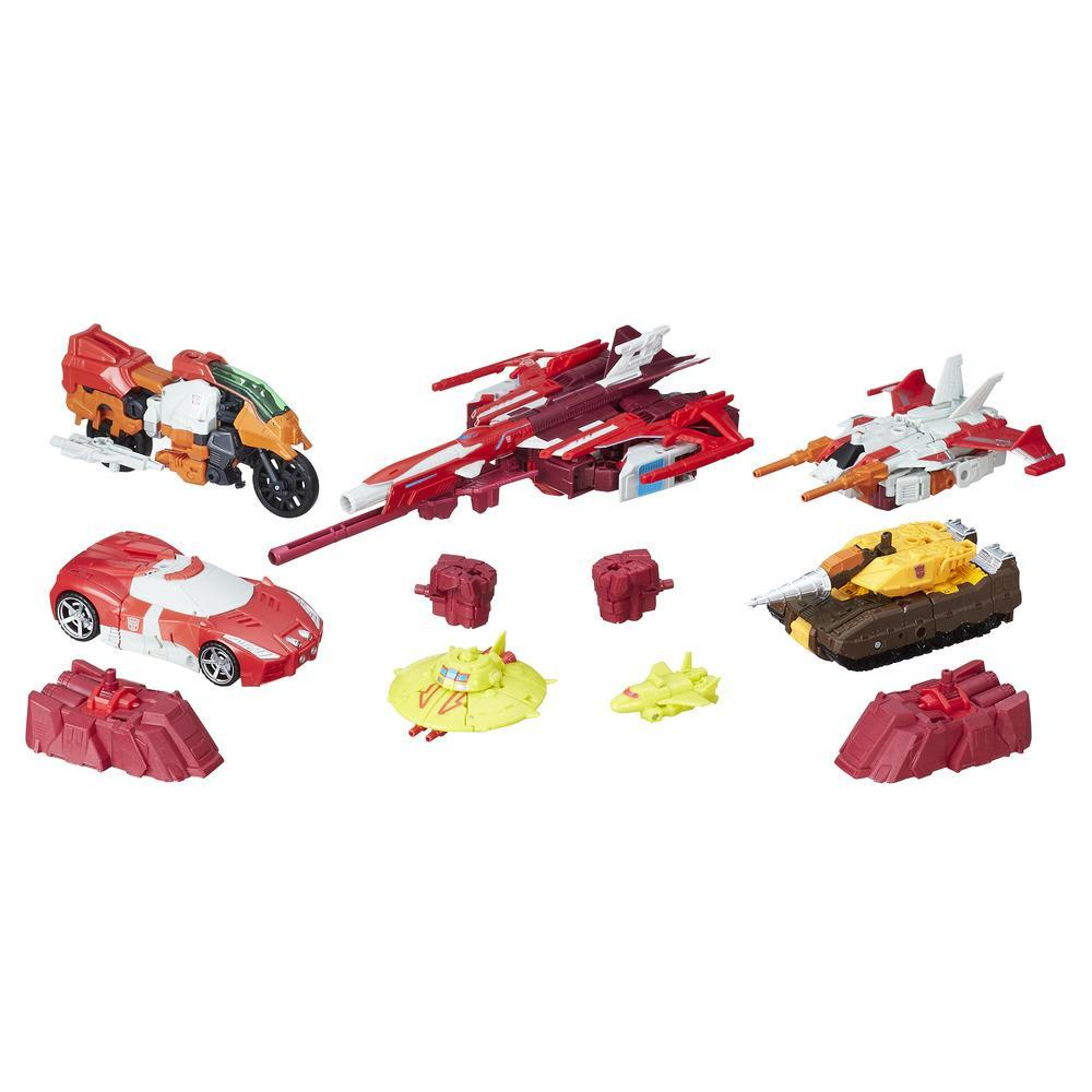 Transformers Generations Combiner Wars Computron Collection Pack