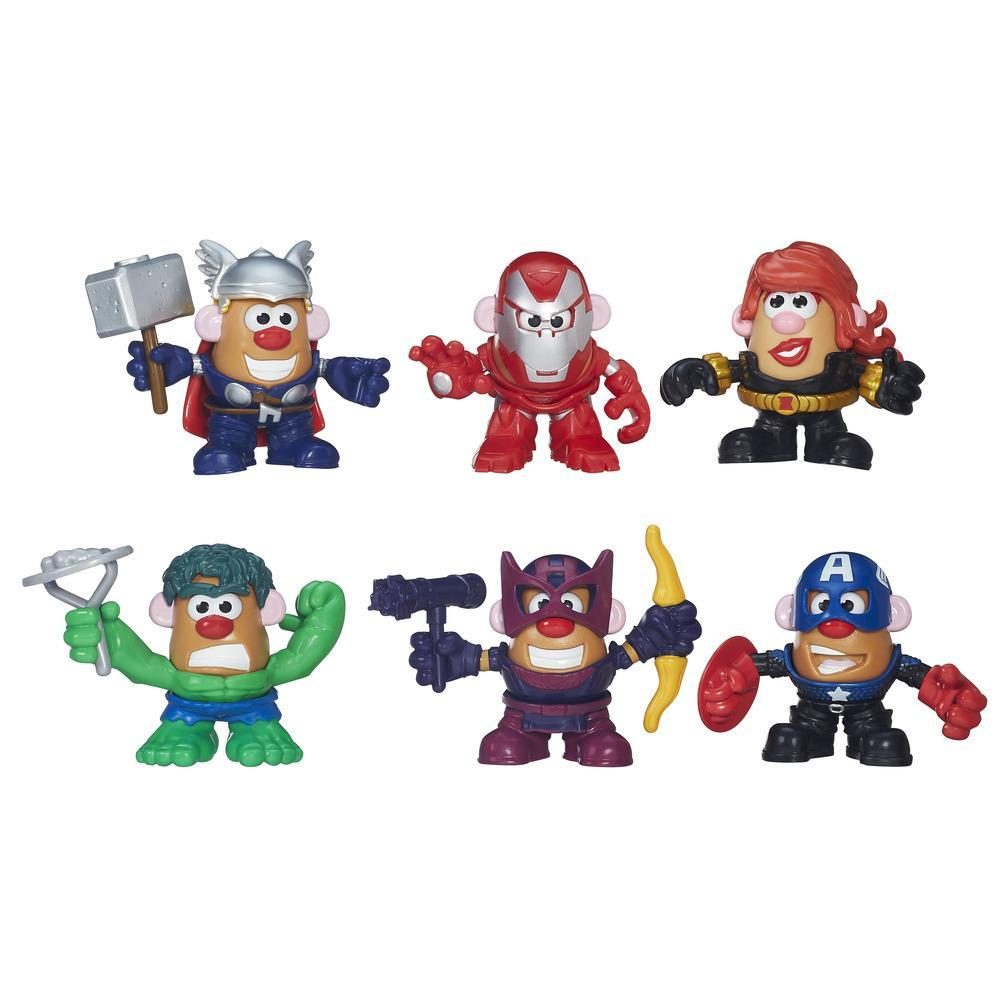 Playskool Friends Mr. Potato Head Marvel Super Hero Pack