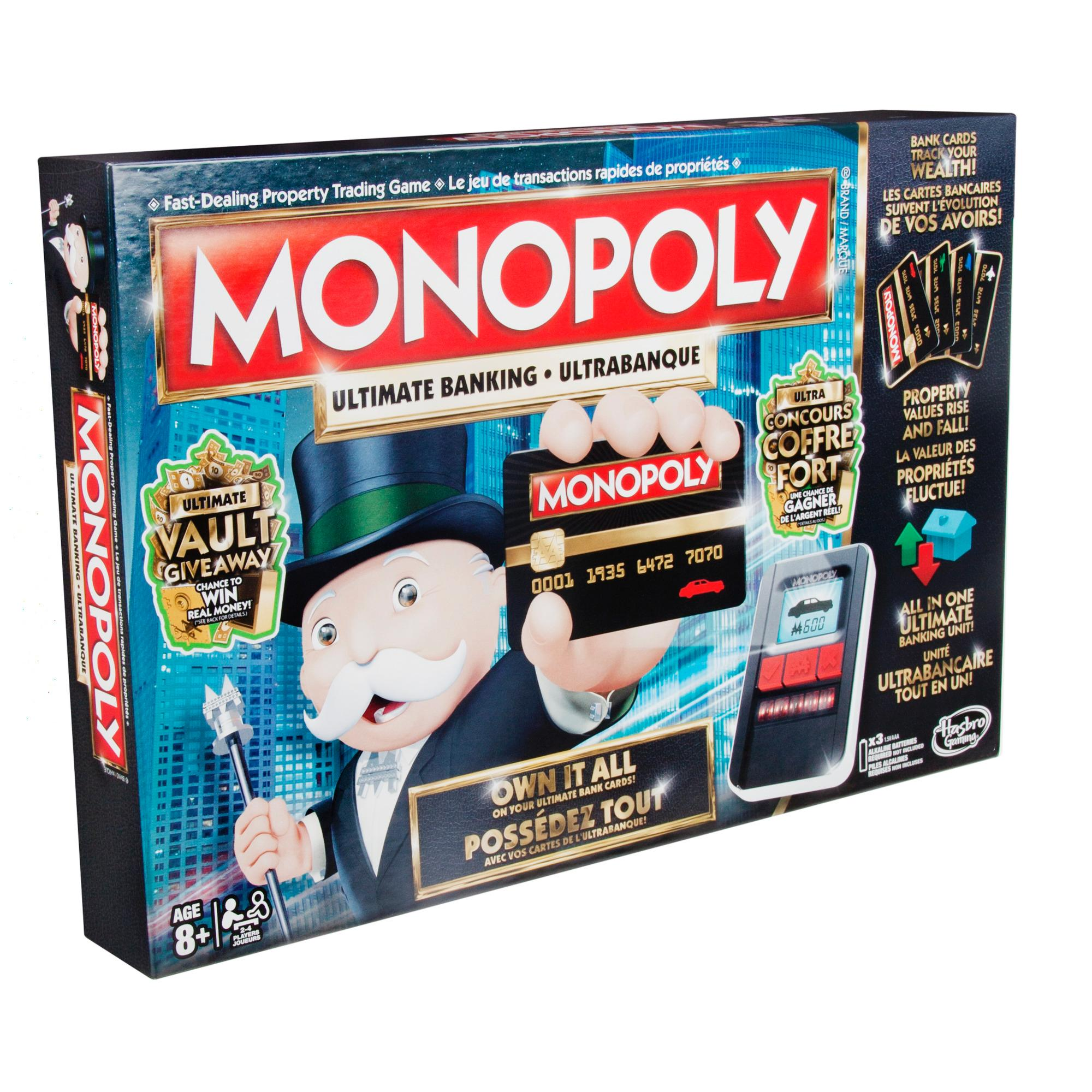 monopoly banking online