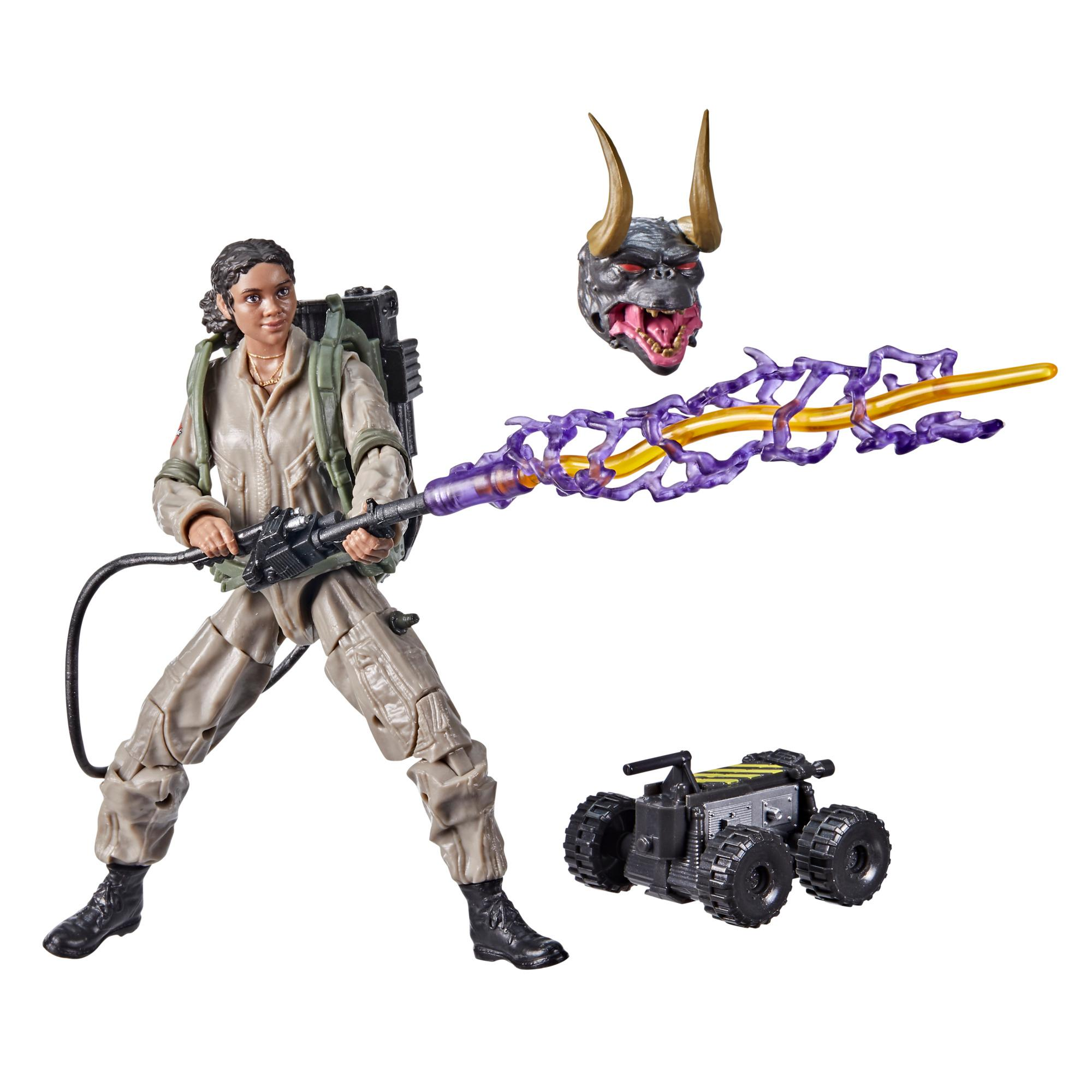 Ghostbusters Plasma Series Lucky Toy 6-Inch-Scale Collectible Ghostbusters: Afterlife Action Figure, Kids Ages 4 and Up