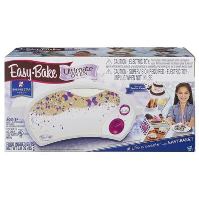 Easy Bake Ultimate Oven Baking Star Edition Bonus Pack