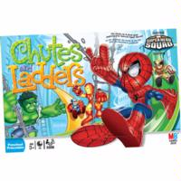 CHUTES AND LADDERS SUPER HERO SQUAD Edition
