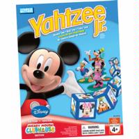 YAHTZEE Jr. Édition Mickey Mouse Clubhouse