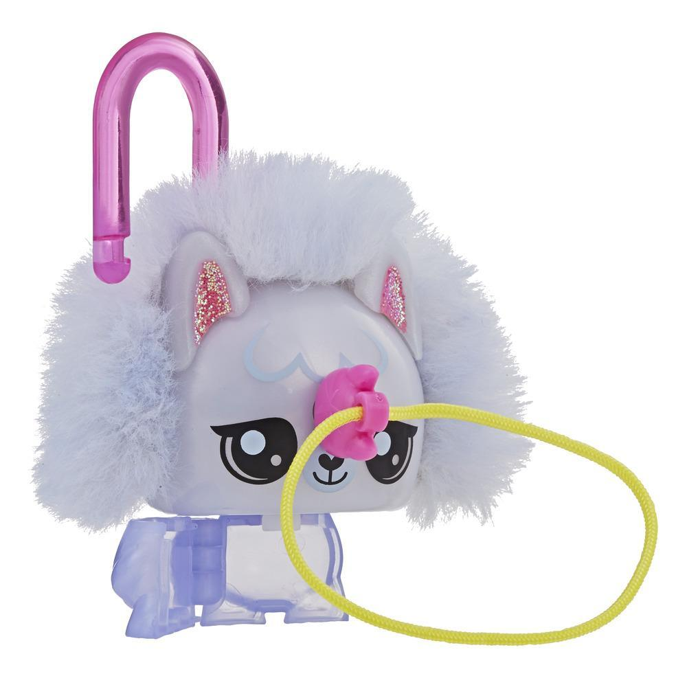Lock Stars Deluxe Lock Figure with Accessories, Llama, Series 3 (Product combos may vary.)