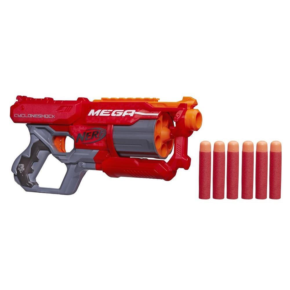 Nerf N-Strike Elite Mega CycloneShock Blaster