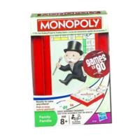 TRAVEL MONOPOLY (GAMES TO GO)