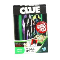 TRAVEL CLUE (GAMES TO GO)