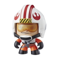 Star Wars Mighty Muggs Luke Skywalker X-wing Pilot #22