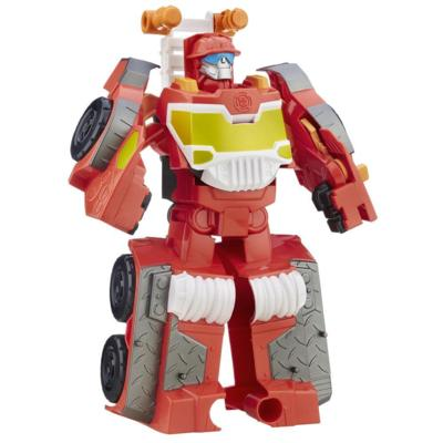 Playskool Heroes Transformers Rescue Bots Night Rescue Heatwave