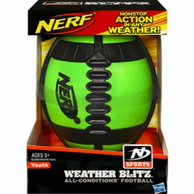 NERF Weather Blitz Jr. Football