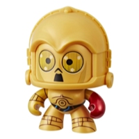 Star Wars Mighty Muggs C-3PO #16