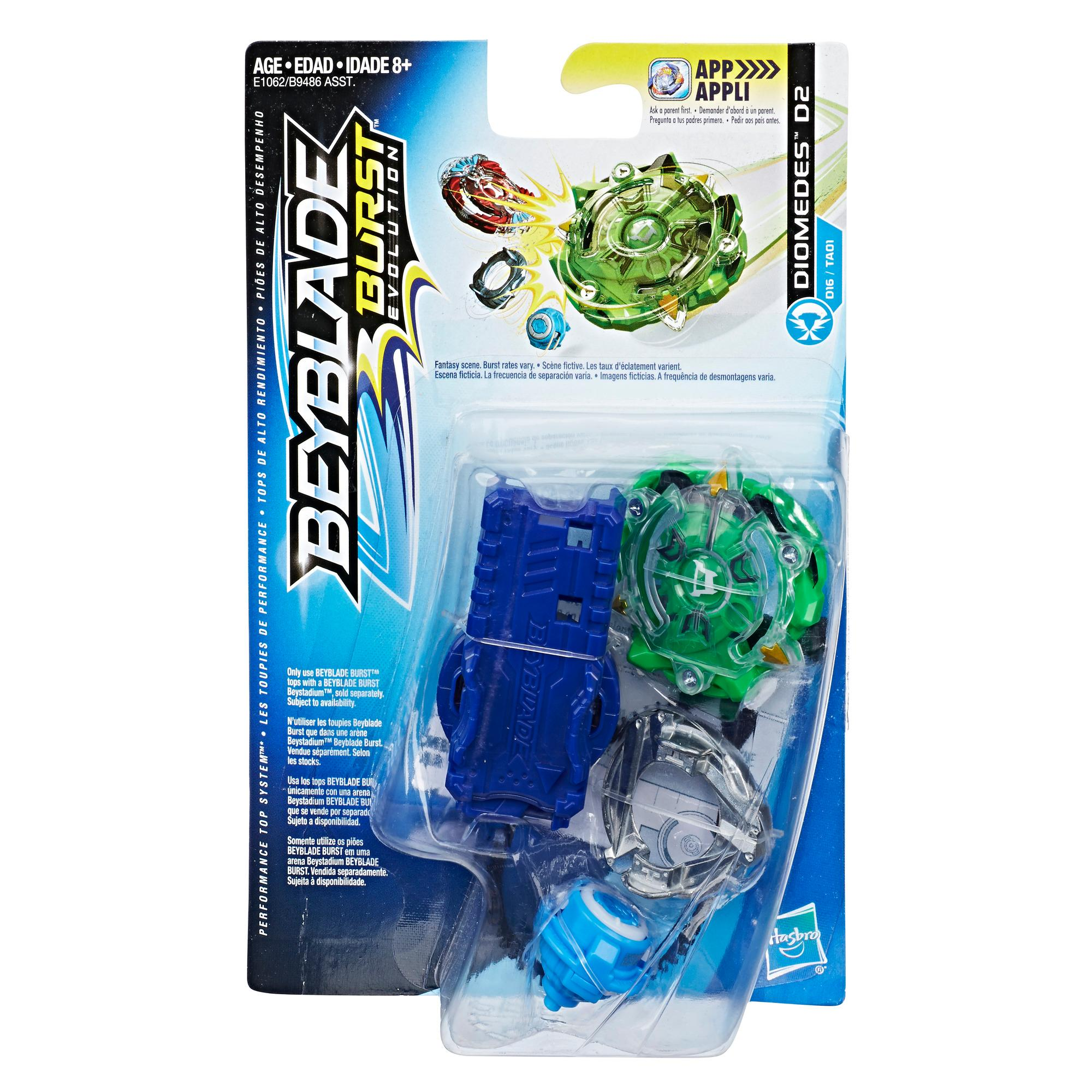 Beyblade Burst Evolution Starter Pack Diomedes