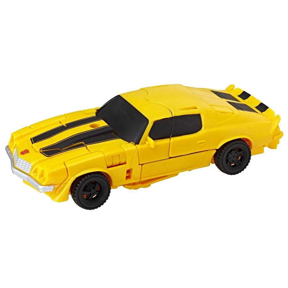 Transformers: Bumblebee -- Energon Igniters Power Series Bumblebee