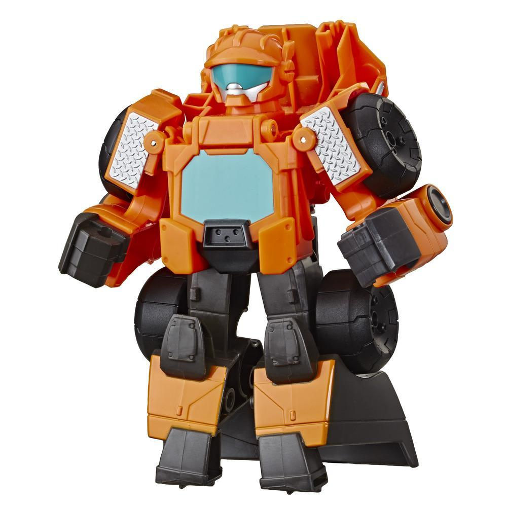 Playskool Heroes Transformers Rescue Bots Wedge the Construction-Bot