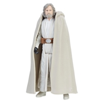 Star Wars Luke Skywalker (Jedi Master) Force Link Figure