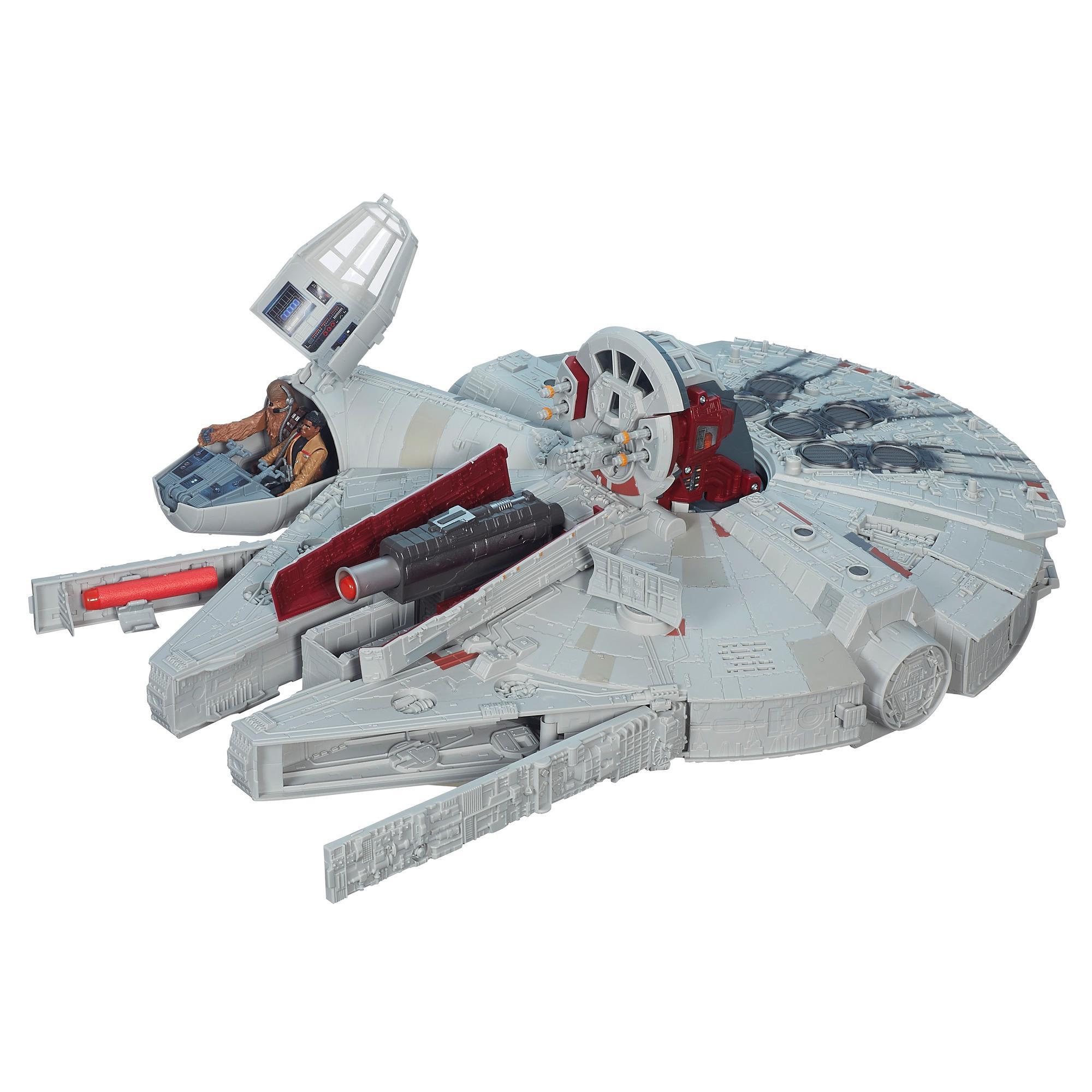 iCollec Star Wars Command – A8949 – Millennium Falcon – 7