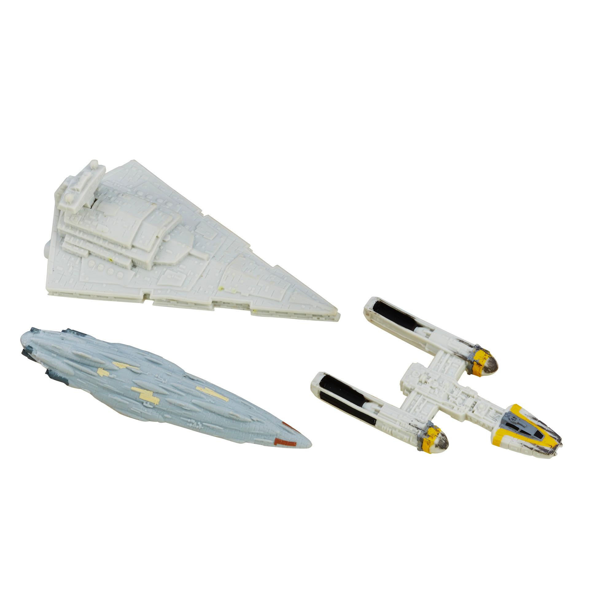Star Wars Rogue One Micro Machines Imperial Attack 3 Pack