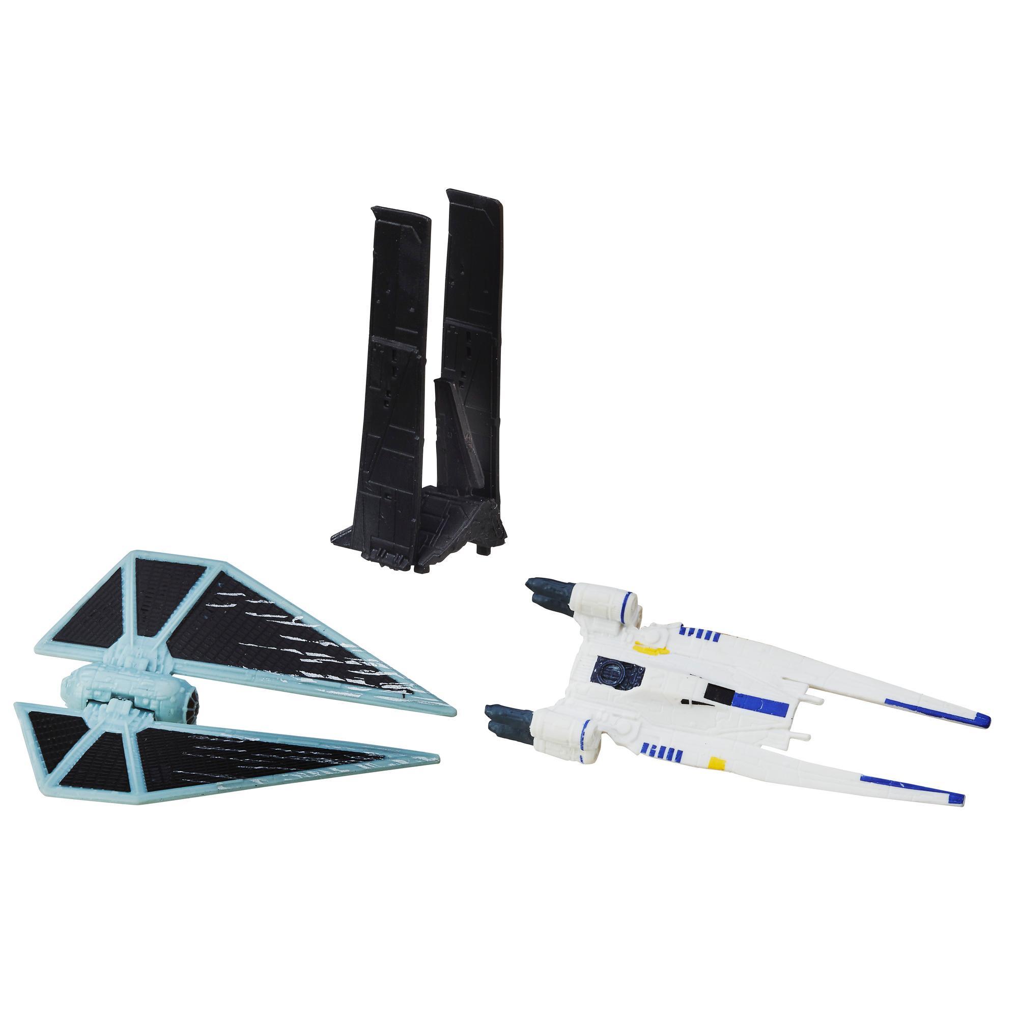 Star Wars Rogue One Micro Machines High Speed Rebel Raid 3-Pack