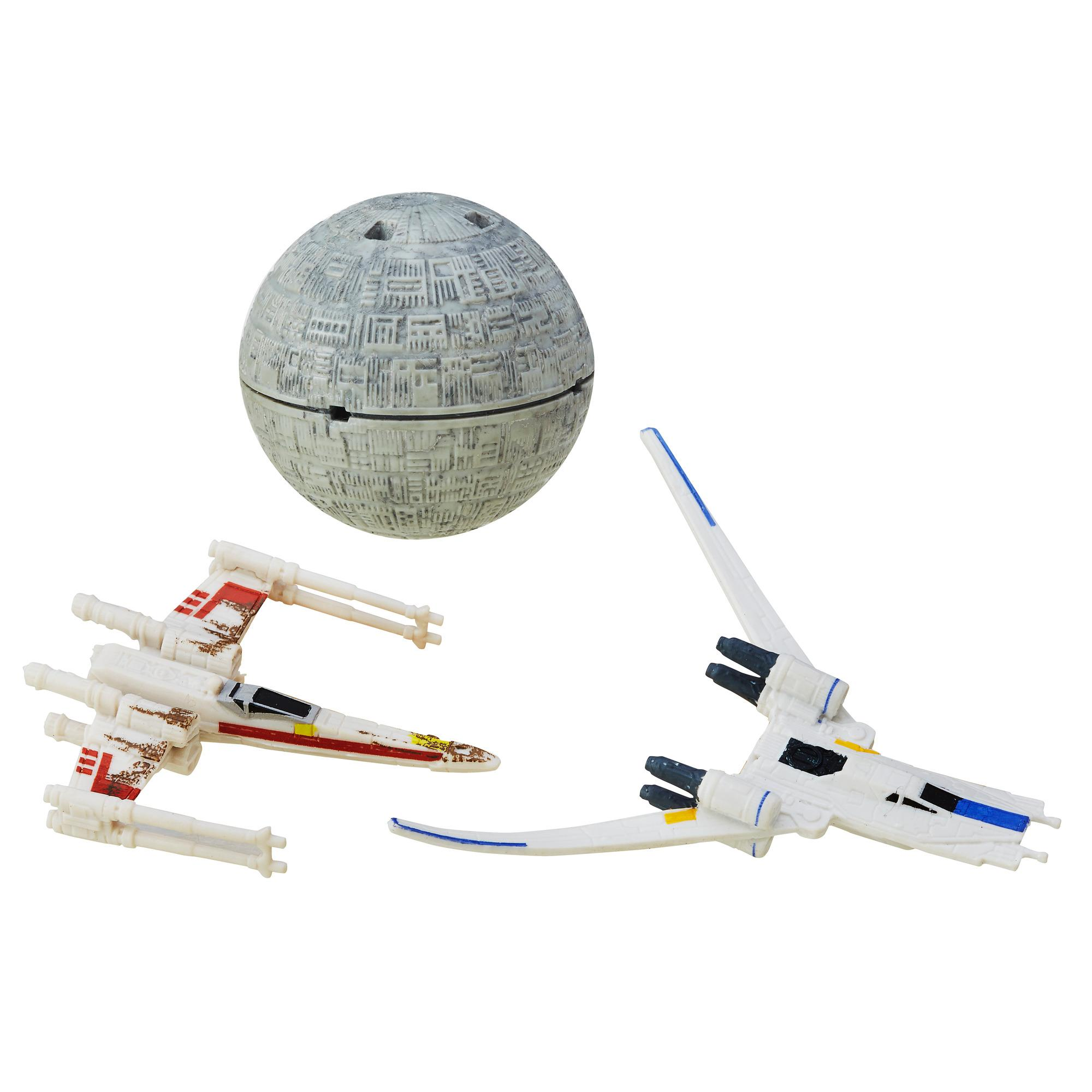 Star Wars Rogue One Micro Machines Rebel Pursuit 3-Pack