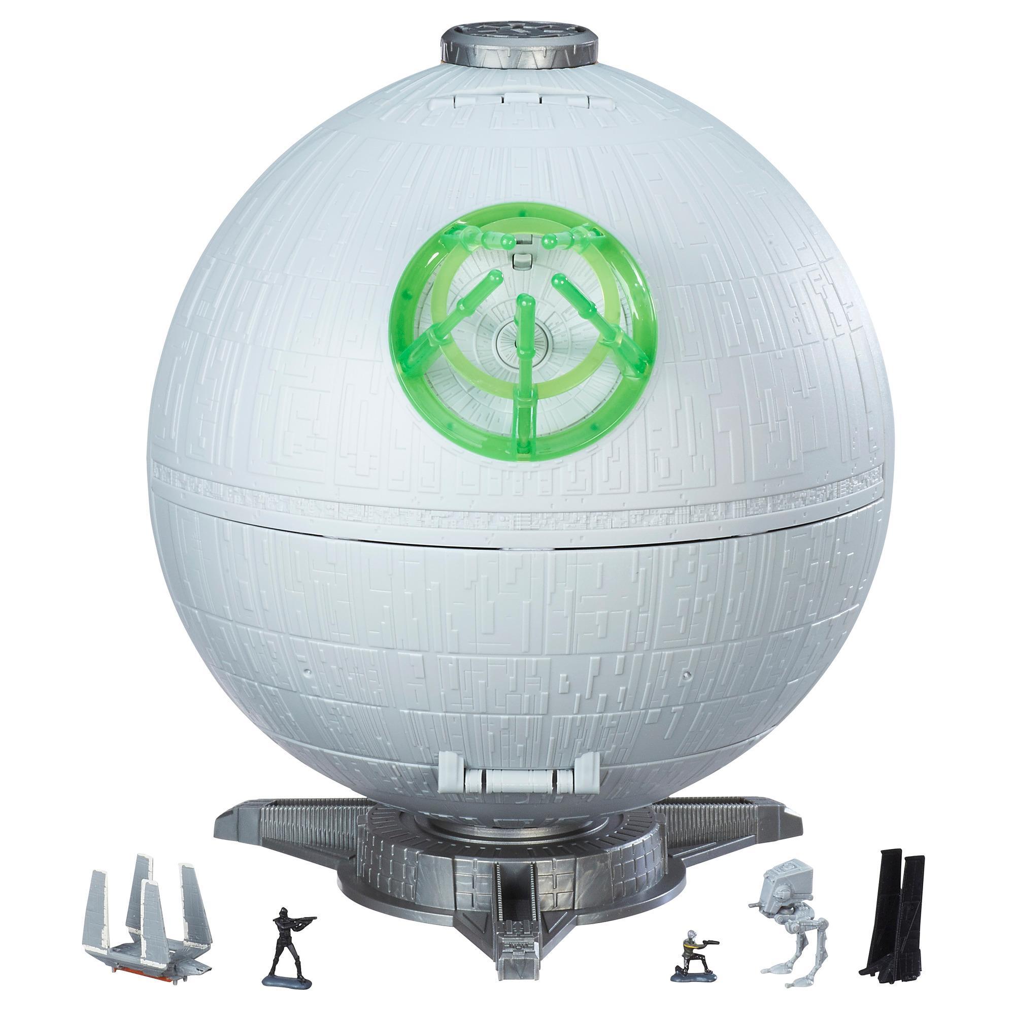 Star Wars: Rogue One Micro Machines Death Star Playset
