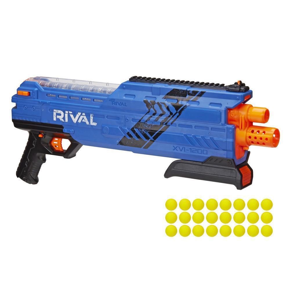 Nerf Rival Atlas XVI-1200 Blaster (Blue)
