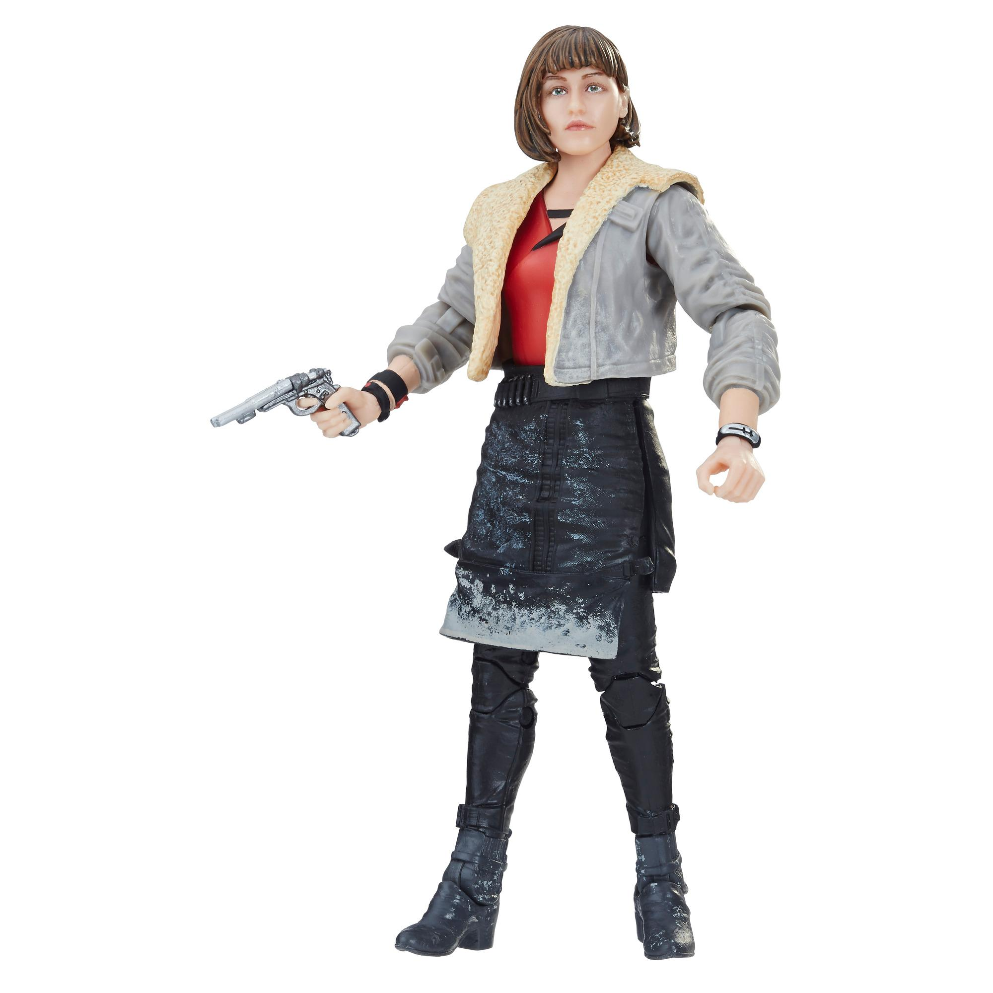 Star Wars The Black Series Qi'Ra (Corellia) 6-inch Figure