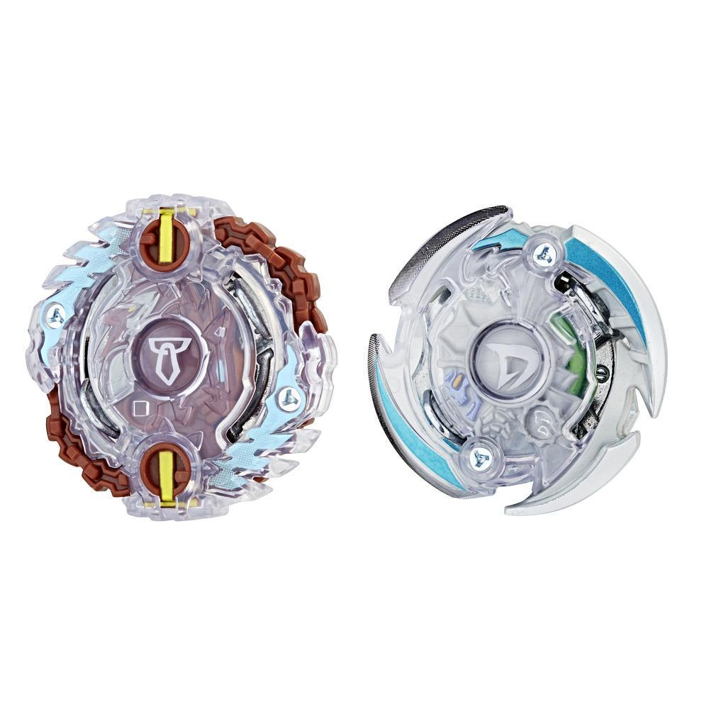 Beyblade Burst Evolution Dual Pack Tyros T2 and Doomscizor D2