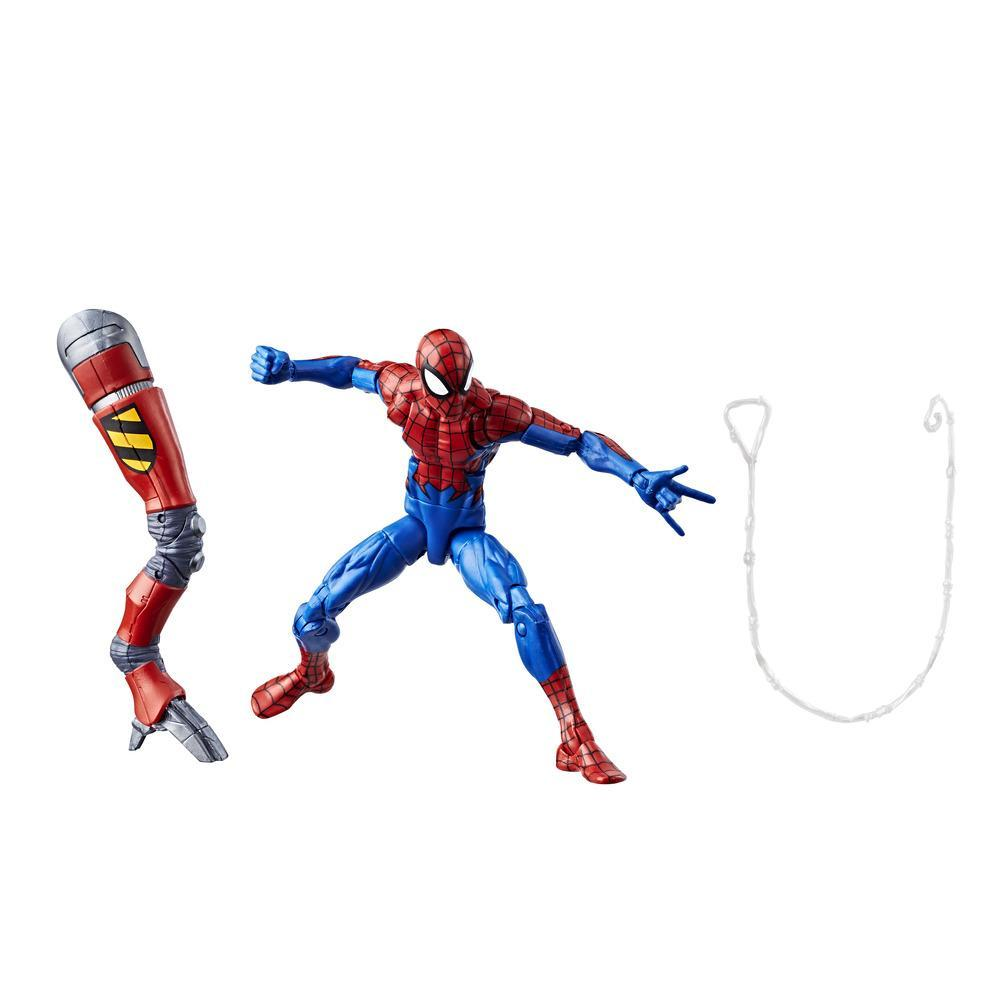 Spider-Man Legends Series 6-inch Spider-Man: House of M