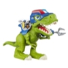 Playskool Heroes Chomp Squad Troopersaurus and Bobby Badge