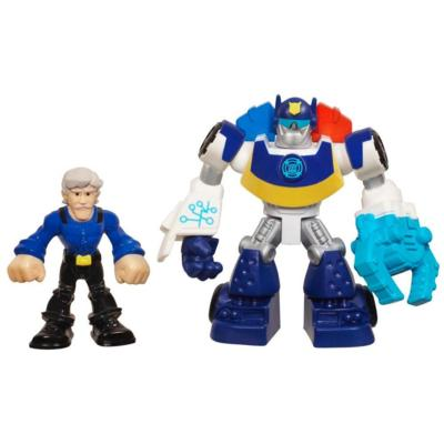 PLAYSKOOL HEROES TRANSFORMERS RESCUE BOTS Minicon Figure 2-pack Assortment