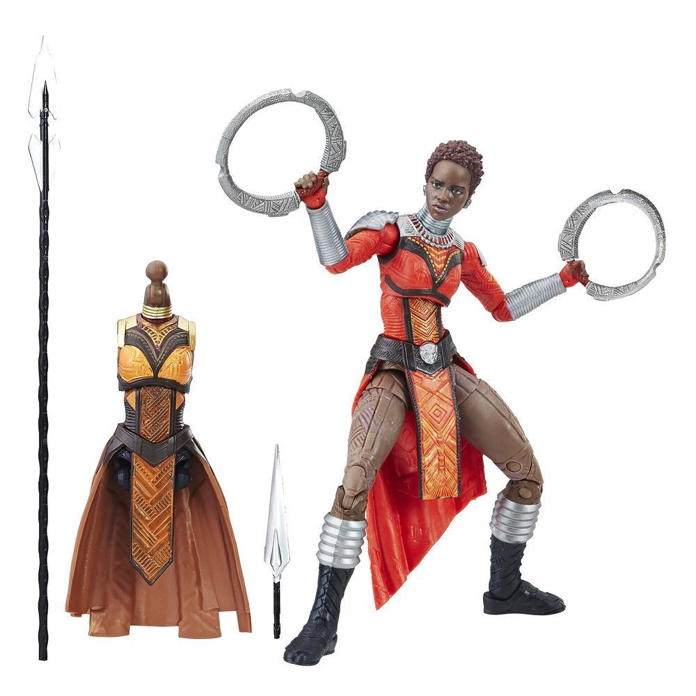 Marvel Black Panther 6-inch Legends Series Marvel's Nakia