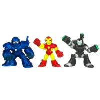 IRON MAN SUPER HERO SQUAD 3-packs
