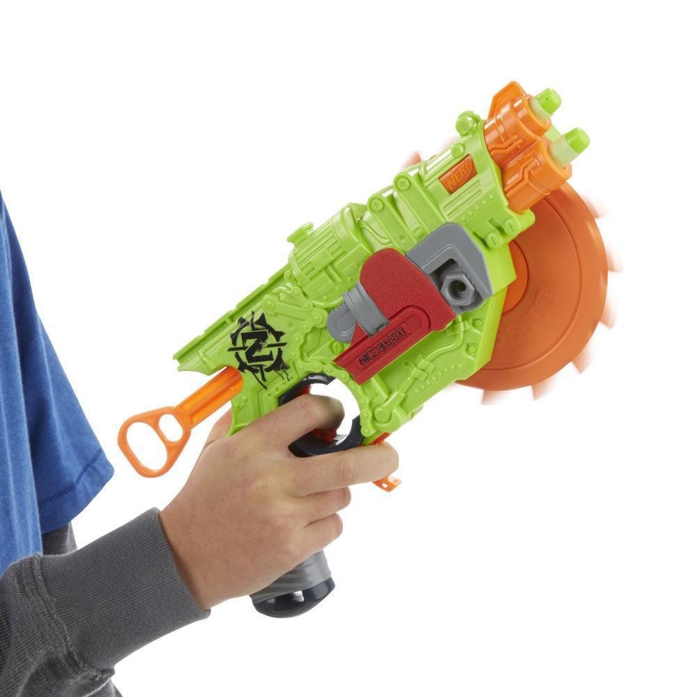 Nerf Zombie Strike Crosscut Blaster