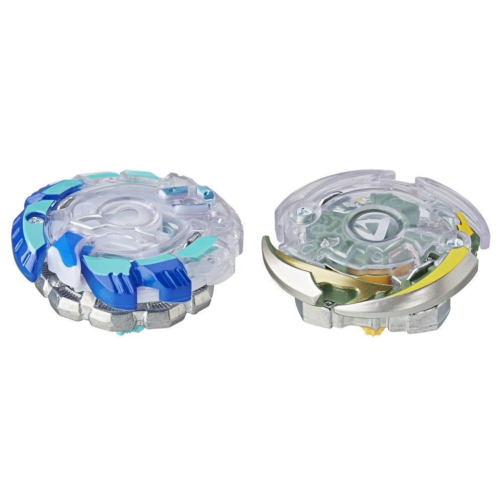 Beyblade Burst Dual Pack Doomscizor D2 and Unicrest U2