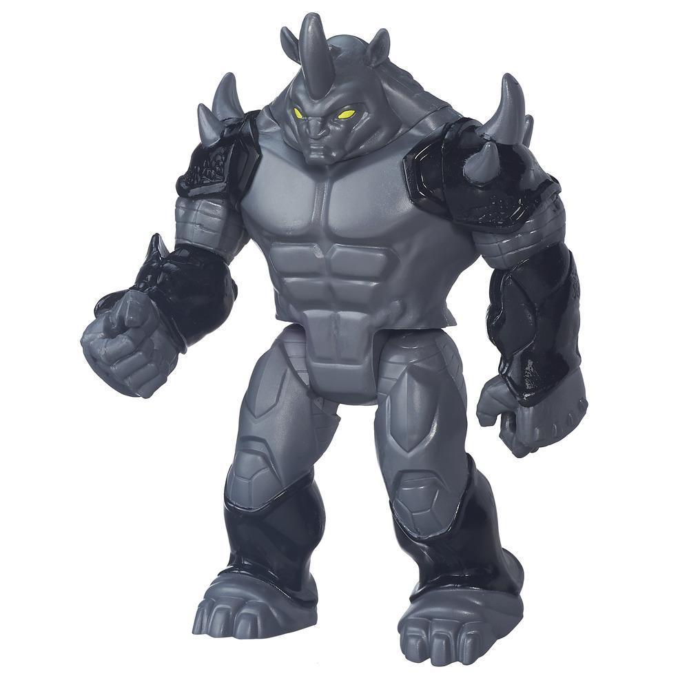 The Rhino Vs Spiderman