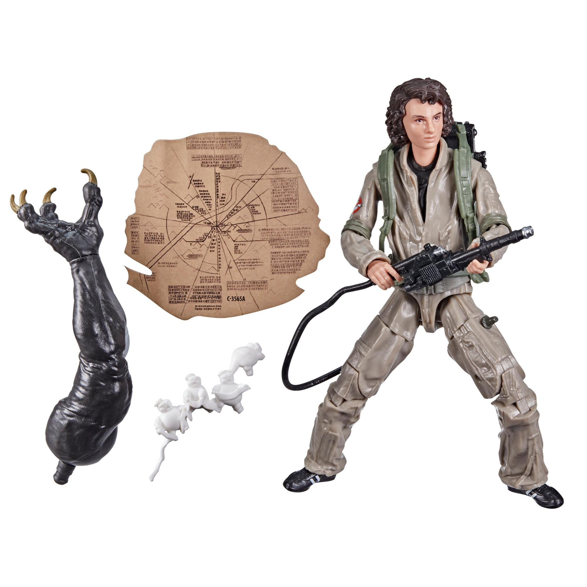 Ghostbusters Plasma Series Trevor Toy 6-Inch-Scale Collectible Ghostbusters: Afterlife Action Figure, Kids Ages 4 and Up