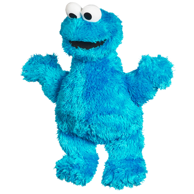PLAYSKOOL SESAME STREET Sesame Street Pals - Cookie Monster
