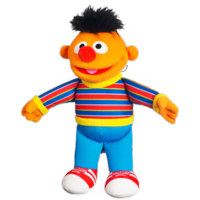 PLAYSKOOL SESAME STREET Sesame Street Pals - Ernie