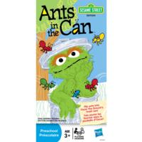 ANTS IN THE CAN Sesame Street Edition