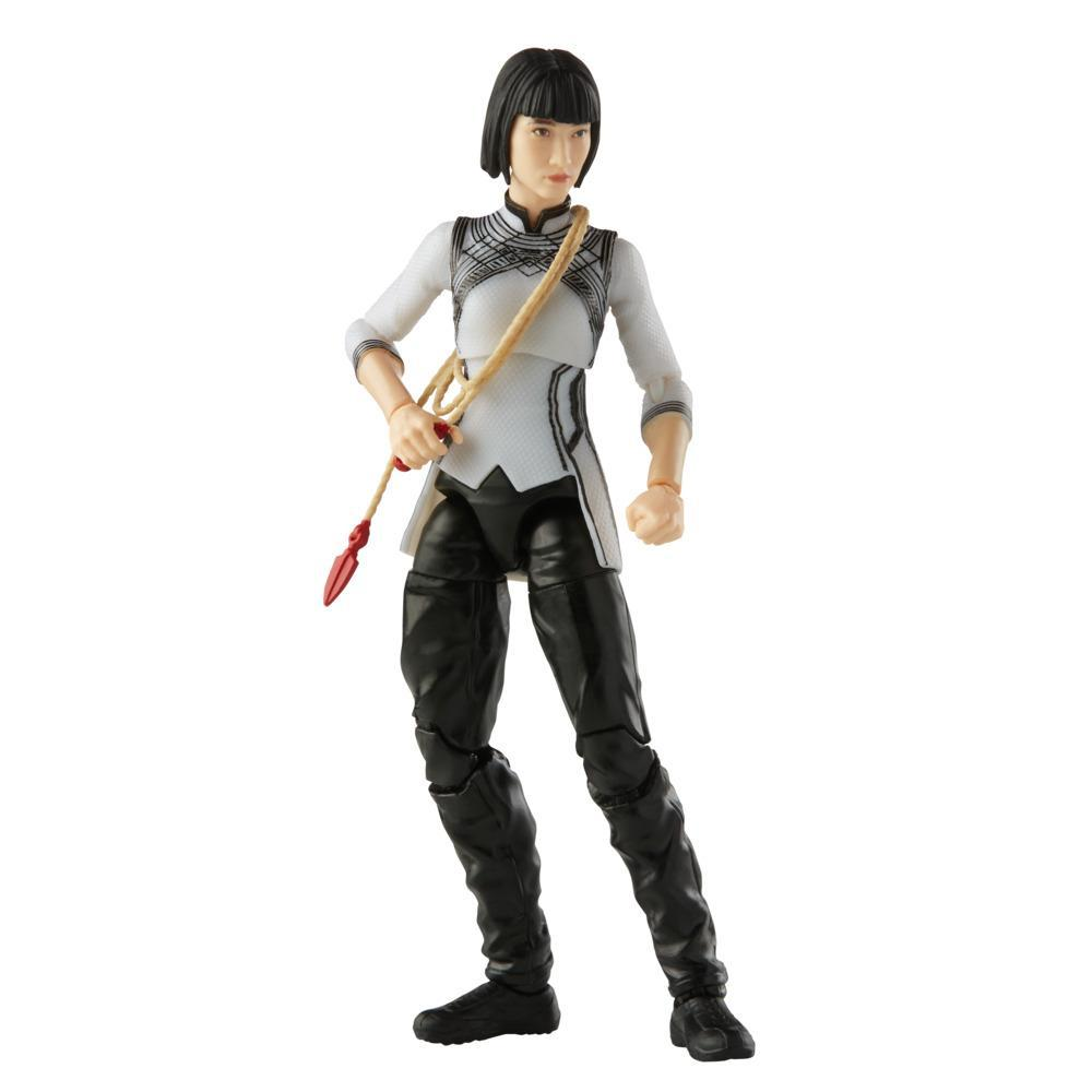 Hasbro Marvel Legends Series Shang-Chi And The Legend Of The Ten Rings 6-inch Collectible Xialing Action Figure Toy For Age 4 and Up
