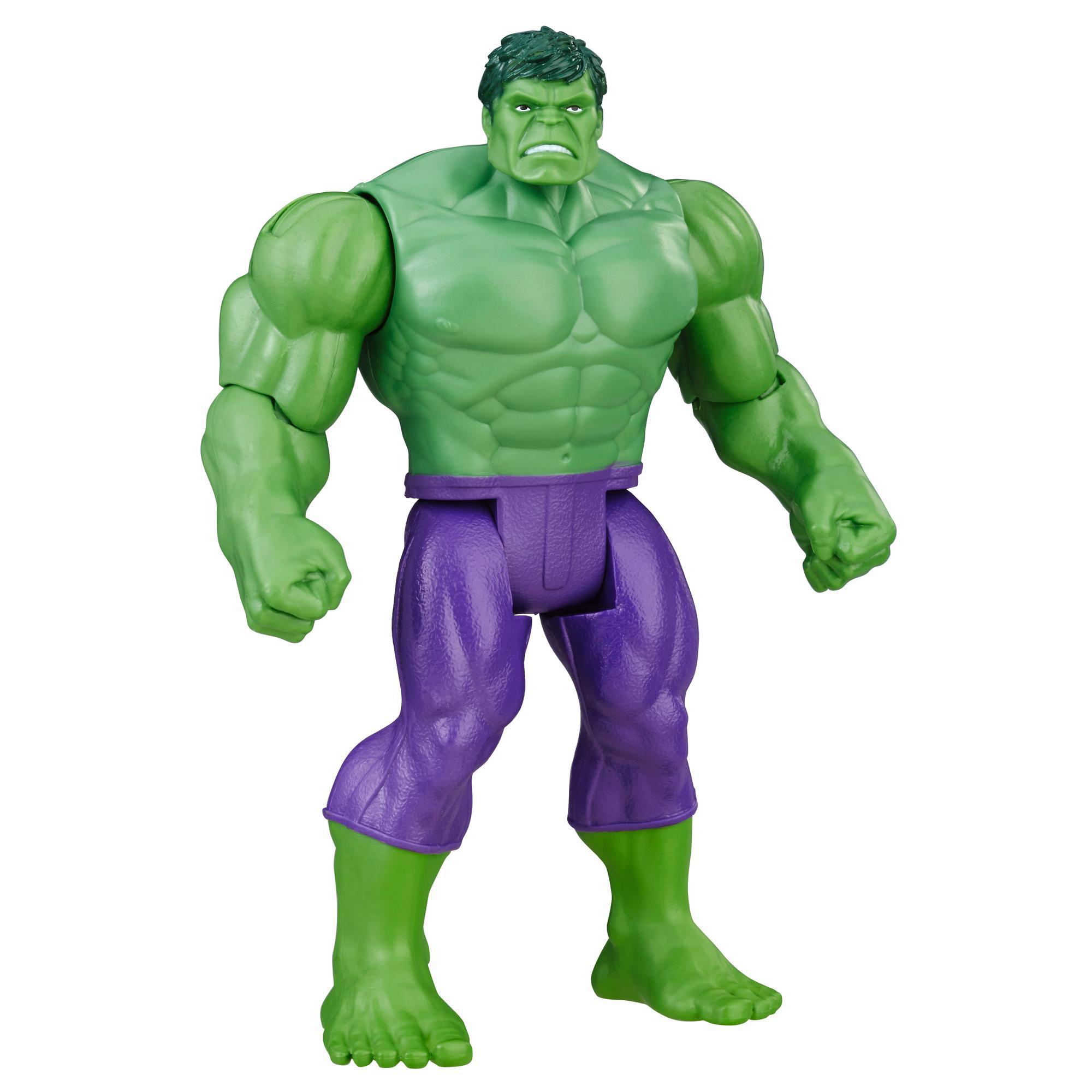 Marvel Avengers Hulk 6-in Basic Action Figure