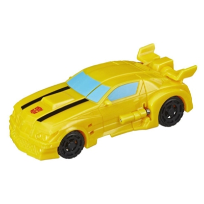 Transformers Cyberverse Action Attackers: 1-Step Changer Bumblebee Action Figure Toy Product