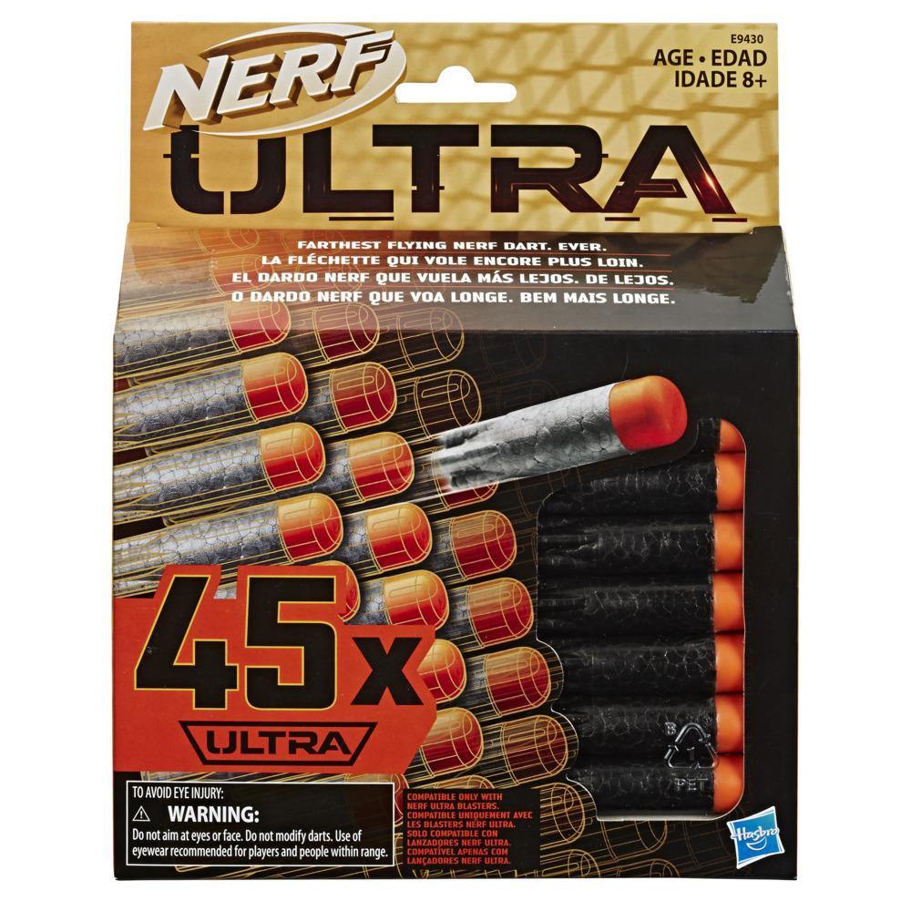 Nerf Ultra 45-Dart Refill Pack -- The Ultimate in Nerf Dart Blasting -- Compatible Only with Nerf Ultra Blasters