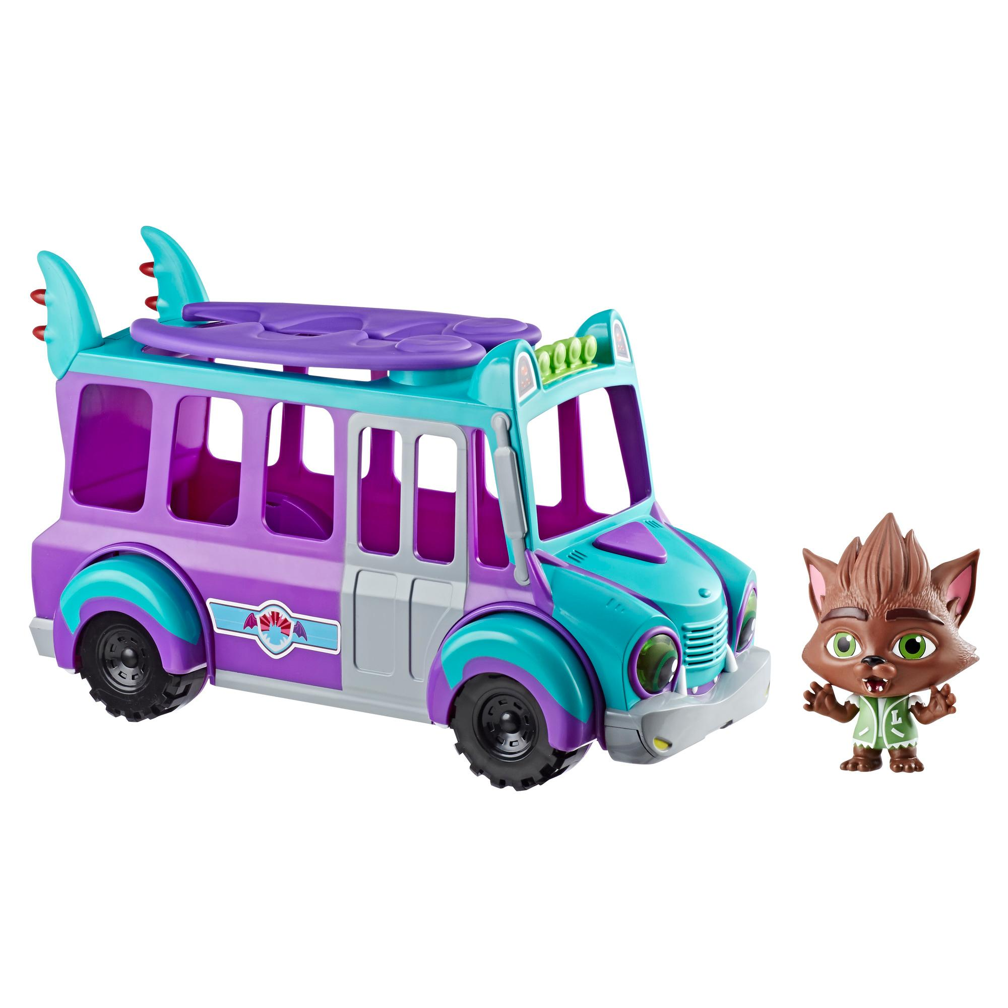 Netflix Super Monsters GrrBus Monster Bus