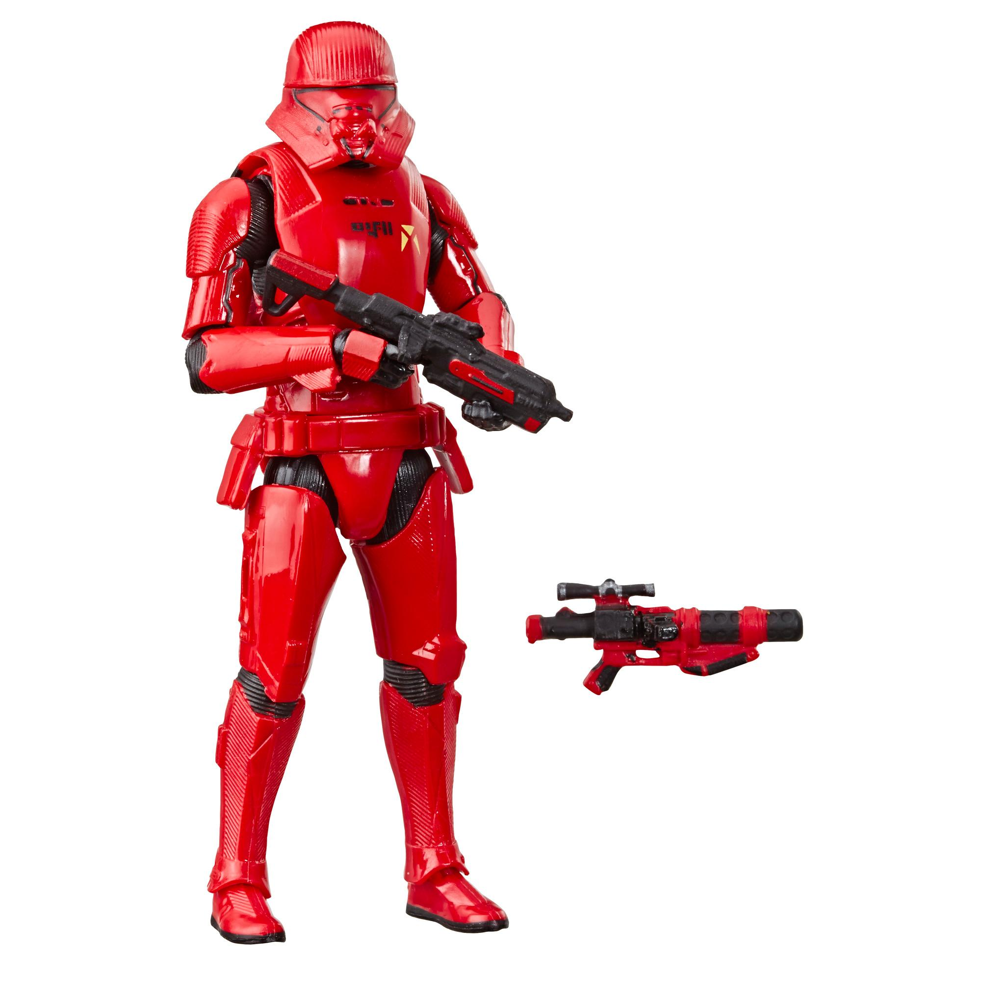 Star Wars The Vintage Collection Star Wars: The Rise of Skywalker Sith Jet Trooper Toy, 3.75-inch Scale Figure, 4 and Up