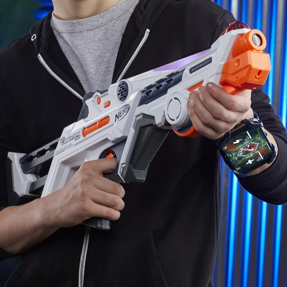 Nerf Laser Ops DeltaBurst