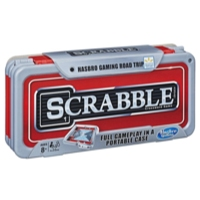 Hasbro Gaming Road Trip Series Scrabble