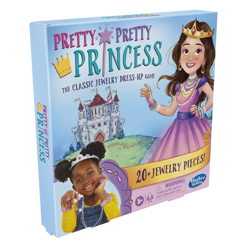 Pretty Pretty Princess Board Game For Kids Ages 5 and Up