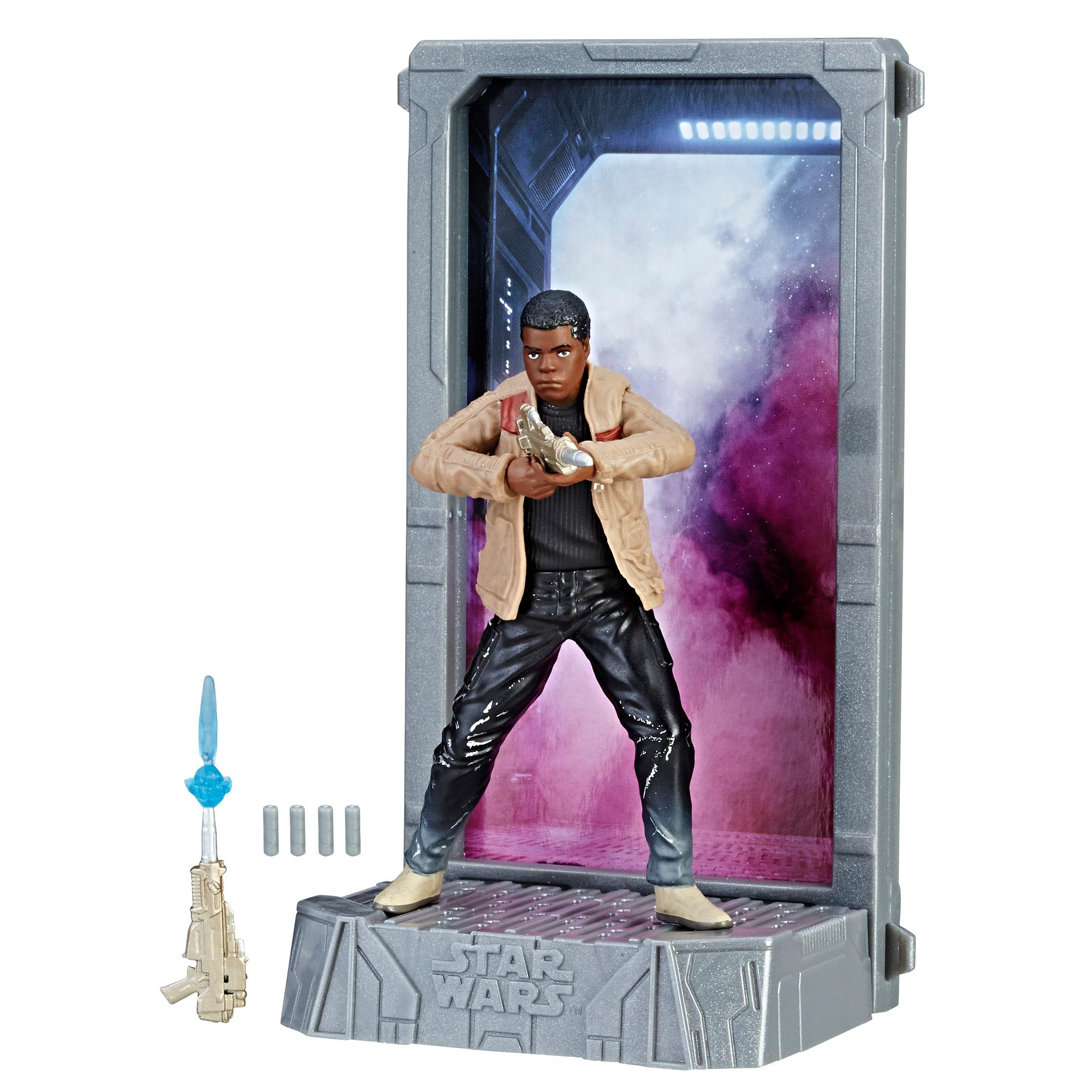 Star Wars The Black Series Titanium Series Finn (Starkiller Base)